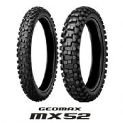 Dunlop Geomax MX52F 70/100-19 42M Front Tyre